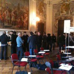 1° DSD Digital Smile Design tenuto in Europa con dr. Christian Coachman e dr. Andrea Ricci. 2010