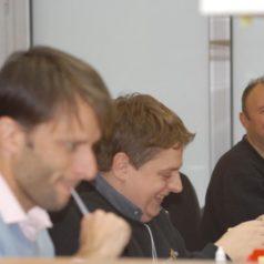 1° DSD Digital Smile Design tenuto in Europa con dr. Christian Coachman in Laboratorio 2010