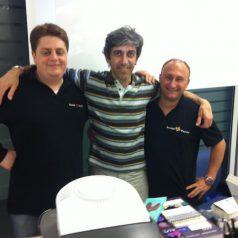 Master con Claudio Nannini: Modellazione Funzionale e trasformazione in ceramica integrale. 2011