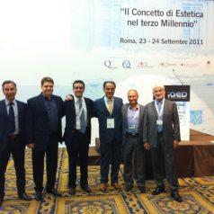 1° Congresso dell'Accademia Italiana di Estetica Dentale IAED. 2011