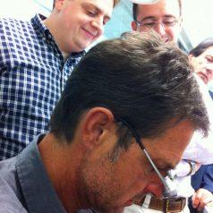 Master con Michel Magne e Nikolaos Perakis: Le Faccette in Ceramica. Corso teorico pratico. 2012