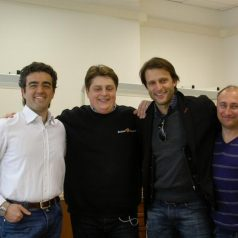 Andrea Ricci, Riccardo Puccini, Cristian Coachman, Massimiliano Accioli